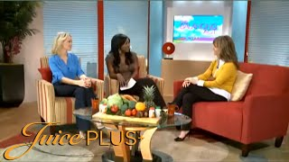 The Beauty of Juice Plus+ on The Balancing Act