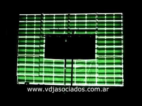 Mapping Cabina DJ
