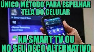 Como Espelhar a tela do celular na SmartTv ou no seu Déco Alternativo via Dlna !!