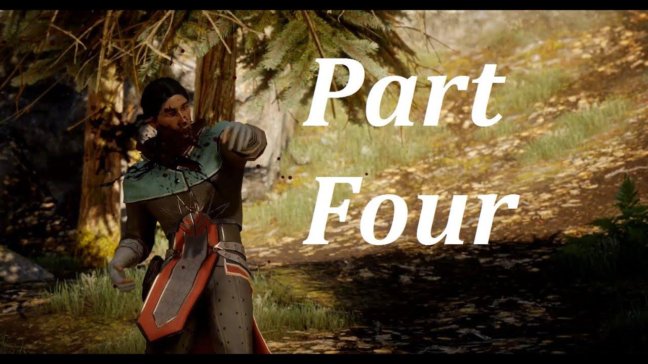 Dragon Age: Inquisition -- Hinterlands part 4
