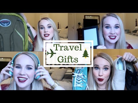 15 Best Travel Gift Ideas for the Traveler | 2018 Holiday Gift Guide for Him & Her