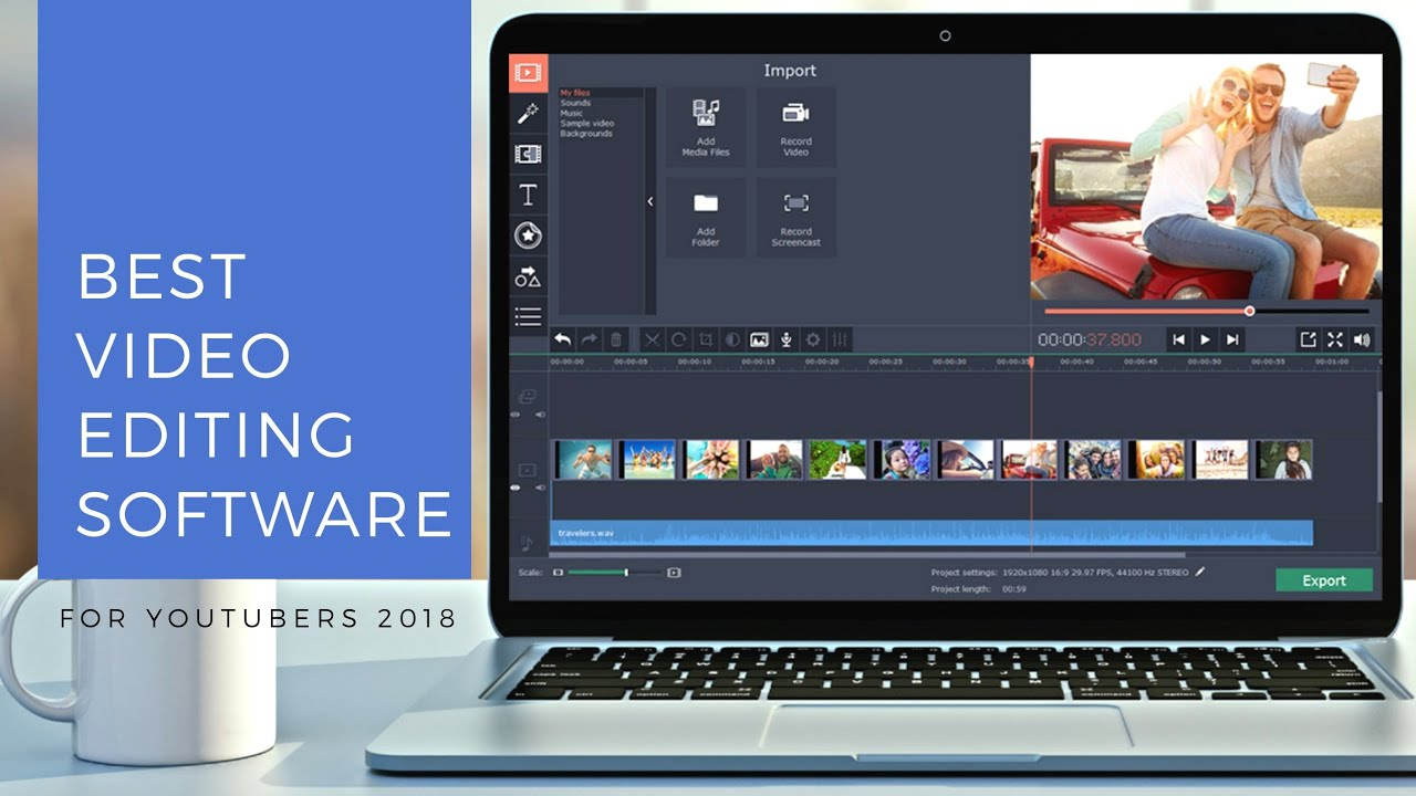 Best Affordable Video Editing Software 2018 For Mac or Windows PC - YouTube