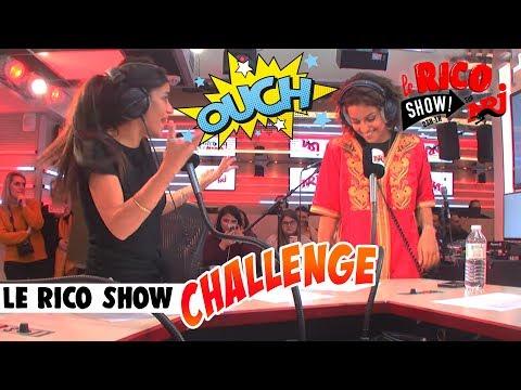 TAL feat SARAH DU BLED chantent Le sens de la vie - Le Rico Show Challenge