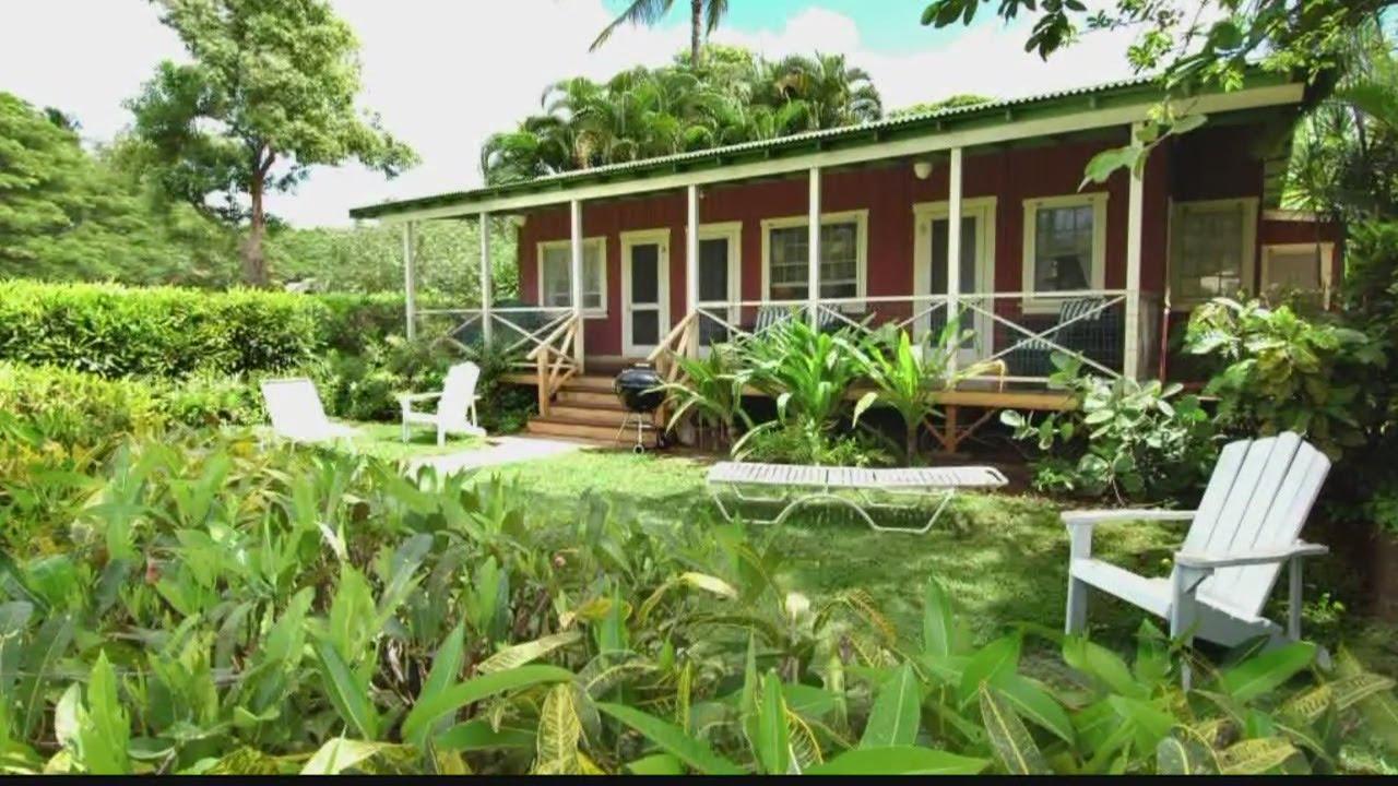 Kauai Week Waimea Plantation Cottages Youtube