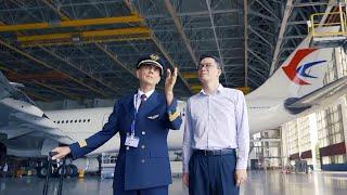 GLOBALink | Meet Italian pilot Benedetto in China