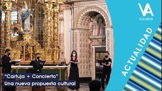 Cartuja + Concierto, una nueva propuesta cultural