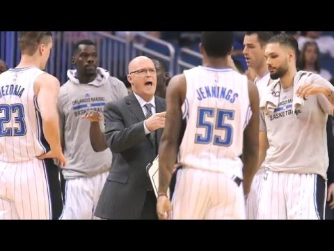 Orlando Magic Head Coach Scott Skiles Quits