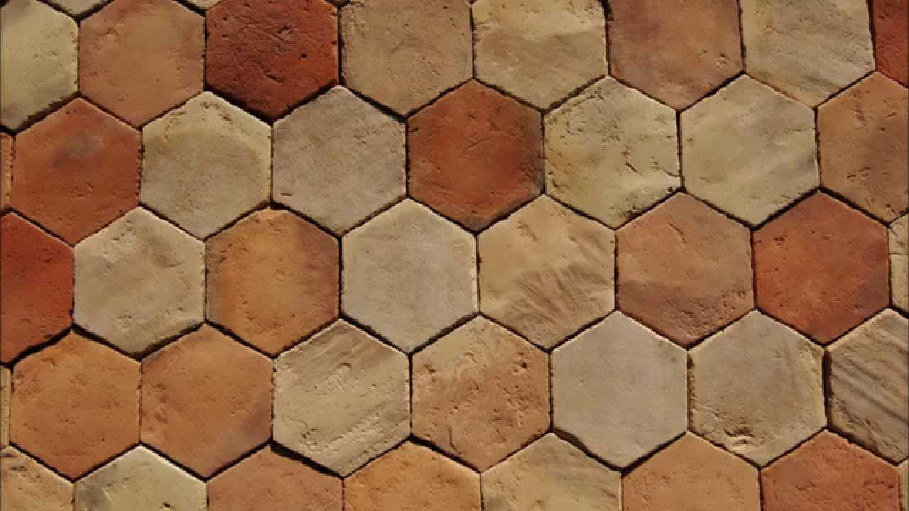 Terracotta Flooring   Reclaimed, Handmade Terracotta Tiles   YouTube