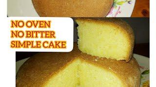 Jinsi ya kuoka kake kwa kutumia jiko la makaa#cake#baking