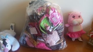 Thrift Store Toy Shopping Haul - Bratz Dolls Clothing & Accessories Grab Bag!