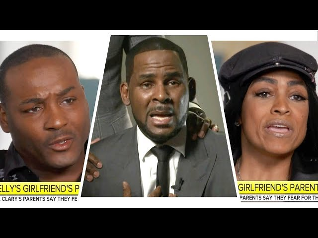 Parents of R. Kelly's Girlfriend Azriel Clary Fear for Daughter's Life