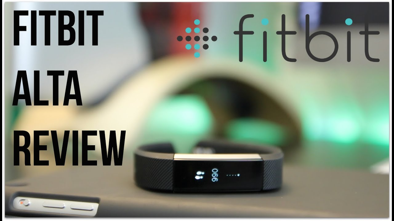 youtube fitbit alta how to use