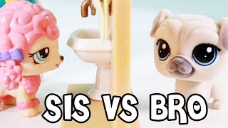 LPS - 10 THINGS SIBLINGS FIGHT OVER!