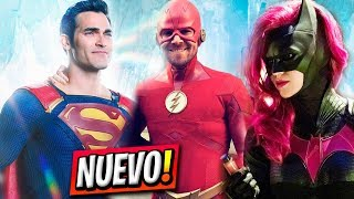 The Flash ¡MALCOLM MERLYN en Elseworlds! Superman Crossover Teasers ANÁLISIS COMPLETO