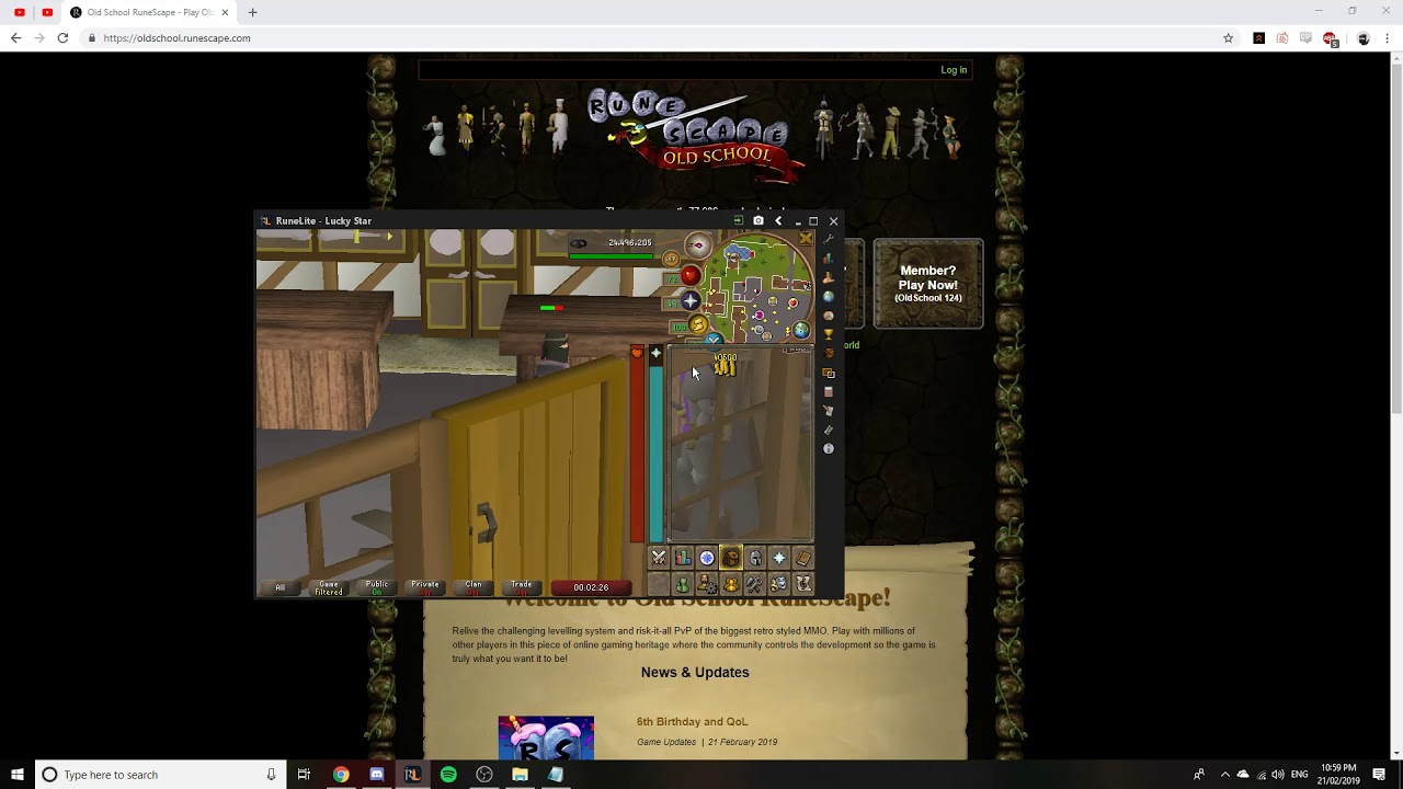 Ardy Knights AFK with AHK (Legal, Post-Nerf)