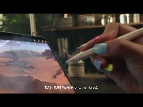"""Musique de la pub Nouvel iPad pro Apple """"avec la superpuissance de la puce M1""""  2021"""