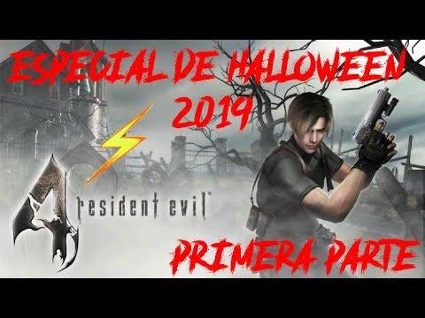 Especial de Halloween 2019  Resident evil 4