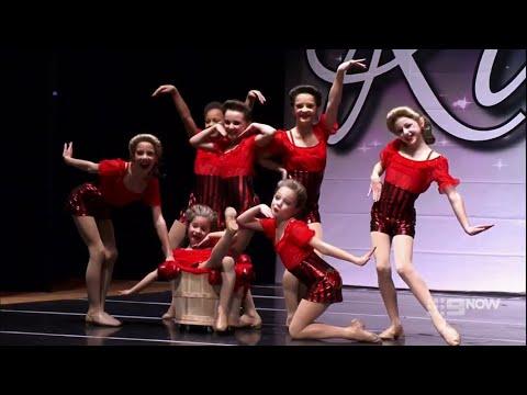 Dance Moms  ALDC Group Dance 'Bad Apples' S2 E02