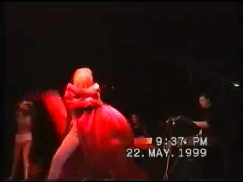 Koto y Laserdance live - Visitors