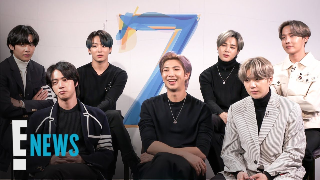 BTS Reveals Their Dream Collabs & Tour Must-Haves News