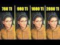 Devil May Cry 5 RTX 2080 TI Vs GTX 1080 TI Vs GTX 980 TI Vs GTX 780 TI Comparison