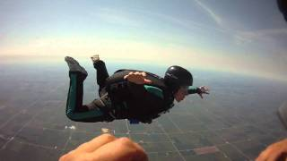 Julie's Level 5 skydive