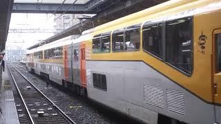 近鉄高安駅発車の20000系PL01