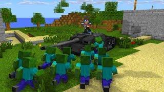ВЫЖИТЬ В ЗОМБИ АПОКАЛИПСИСЕ | Minecraft | 13 Серия