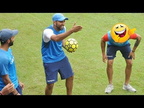 Rohit Sharma ● Best Funny Moments ● Cricket 2018 Videos