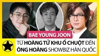 Bae Yong Joon – Hoàng Tử Khu Ổ Chuột Trở Thành Ông Hoàng Làng Giải Trí Hàn Quốc