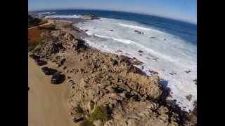 Aerial photos from around Monterey County, California