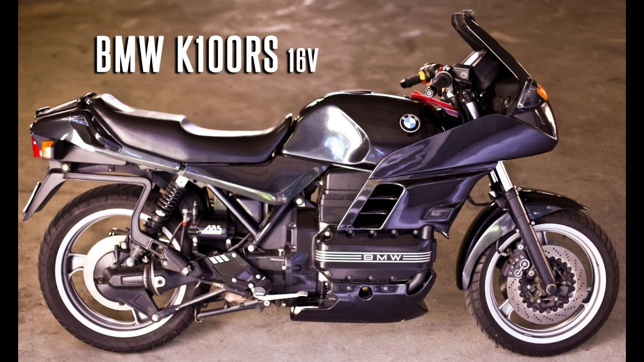Bmw K100rs 16v Abs Youtube