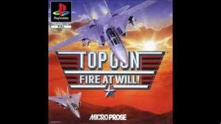 Top Gun : Fire at Will Soundtrack - Menu