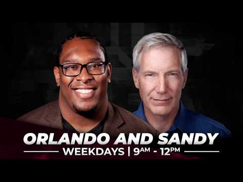 Orlando and Sandy   Many positives from win over Chargers