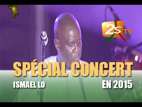 Ismael lo en concert 2015