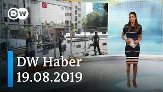 DW Haber: Diyarbakır, Mardin ve Van belediye başkanlarının yerine kayyum (19.08.2019) - DW Türkçe