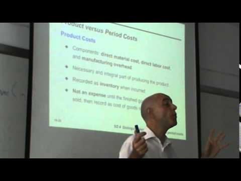 Managerial Accounting - Lecture 02