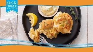 Cajun Crab & Seafood Cakes