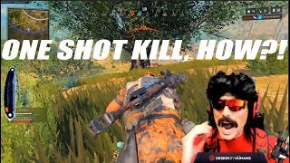 DrDisrespect Investigates WHY HE GOT ONE SHOTTED! + Funny Moments!