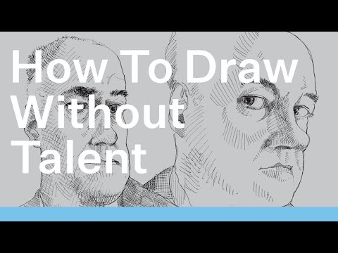 How To Draw Without Talent - the trailer