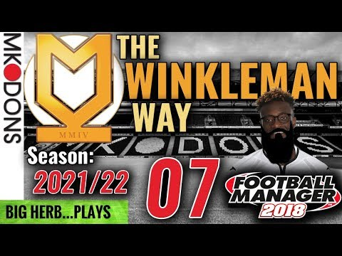 FM18 MK Dons Let's Play S5 Ep 7 - I LOVE FM!!! Southampton & Crystal Palace - Football Manager 2018