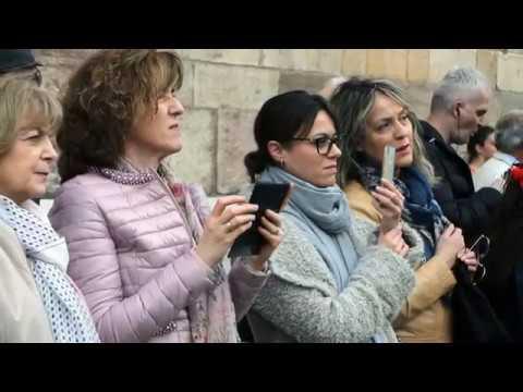 Inmemorial Procesión del Dainos en León 2019