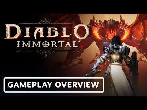 Diablo Immortal - Official Closed Alpha Developer Overview