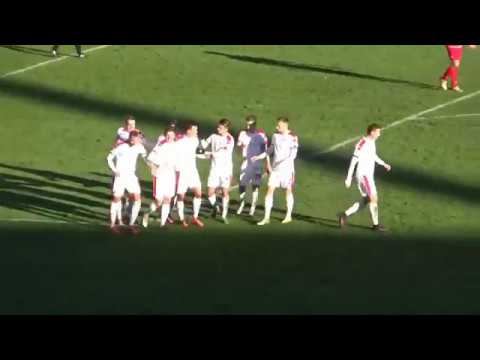 Bonner SC - RWE (Regionalliga West 2016/17: 19. Spieltag)