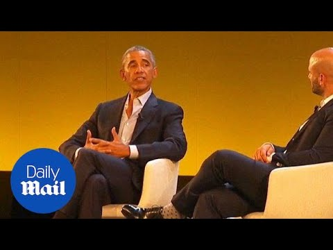 Obama tells Milan food summit 'You get the politicians you deserve' - Daily Mail