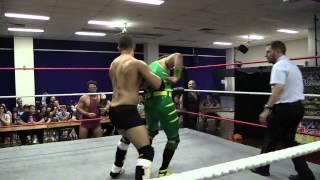 QWA Battle at the Greek - Australian Wolf vs Karlos Aries