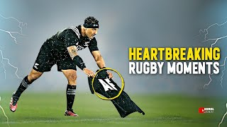 Heartbreaking Rugby Moments