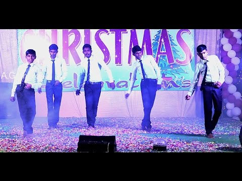 New Latest Telugu Christian Christmas Dance Song 2016 || Ambaraniki || JK Christopher || New 2016