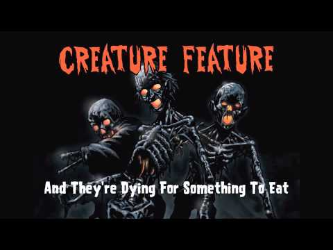 Creature Feature - Nearly Departed (Official Lyrics Video)