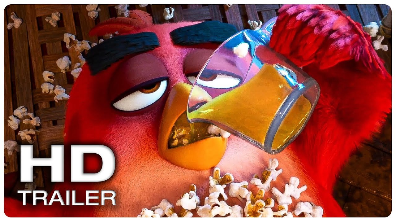 FULL THE ANGRY BIRDS MOVIE 2 Trailer #3 Official (NEW 2019) Animated Movie HD